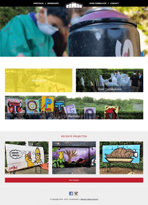 Mikan Simonis | Web portfolio | Combolution