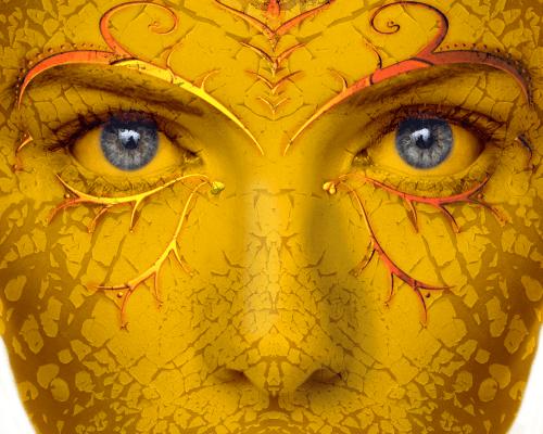Mikan Simonis | Art portfolio | Face