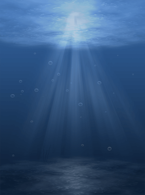 Mikan Simonis | Art portfolio | Waterscene