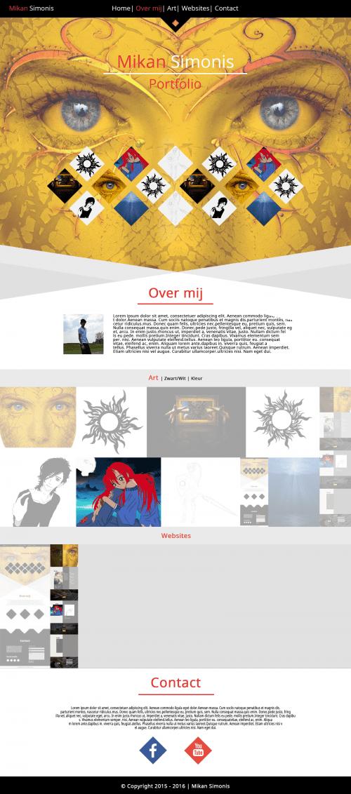 Mikan Simonis | Web portfolio
